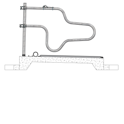 0111600-002-freestall-divider-frisia-perfekt-to-horizontal-tubing-spinder-dairy-housing-systems