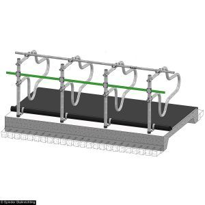 0112600-002-freestall-divider-frisia-perfekt-to-support-post-spinder-dairy-housing-systems